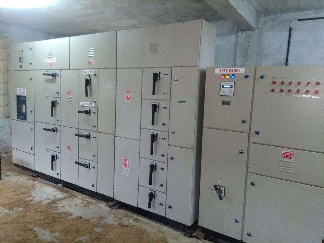 Electrical Control Panel in Tamilnadu, MV Panel Manufacturers